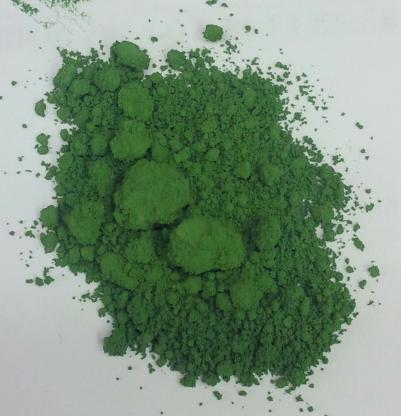Chrome oxide powder