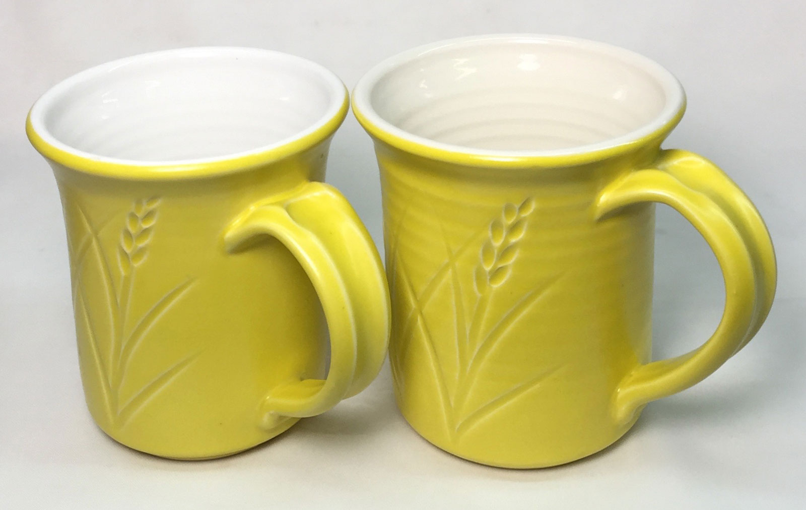 Zircopax makes the liner glaze much whiter on this porcelain