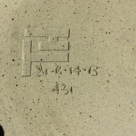Tony Hansen signature - pre 2000