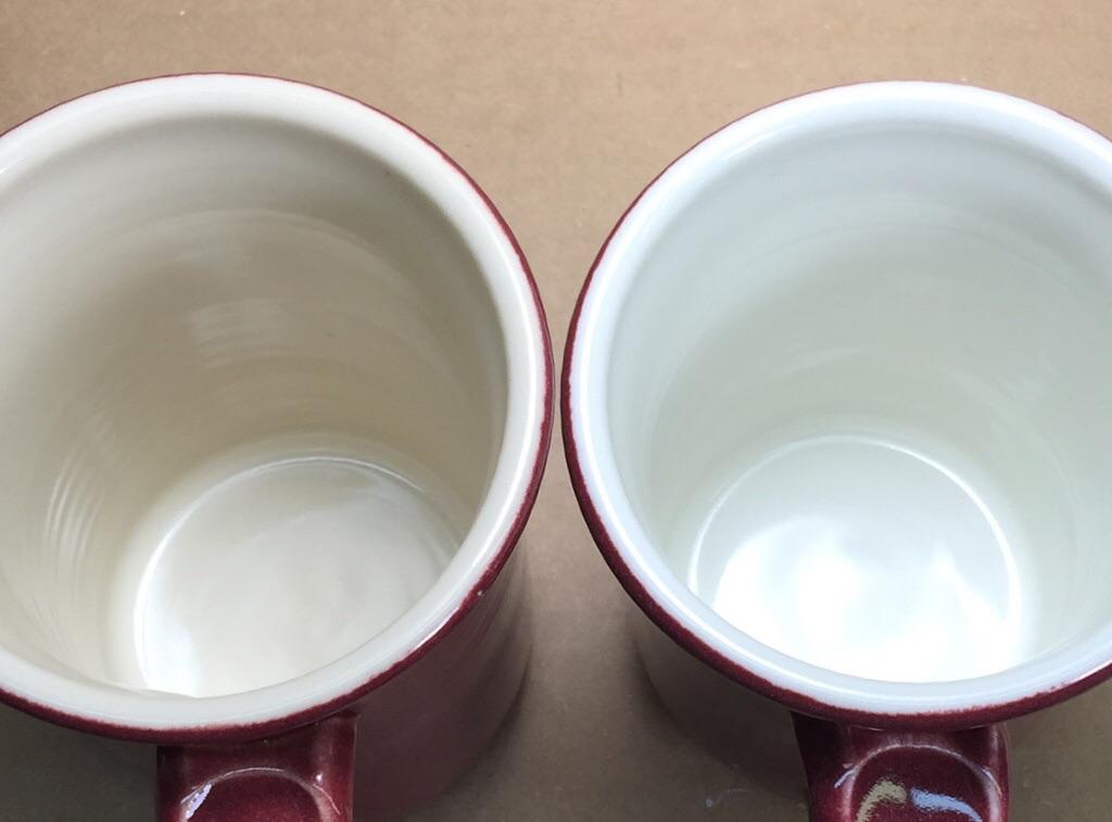 Ball clay vs. Kaolin porcelain at cone 6