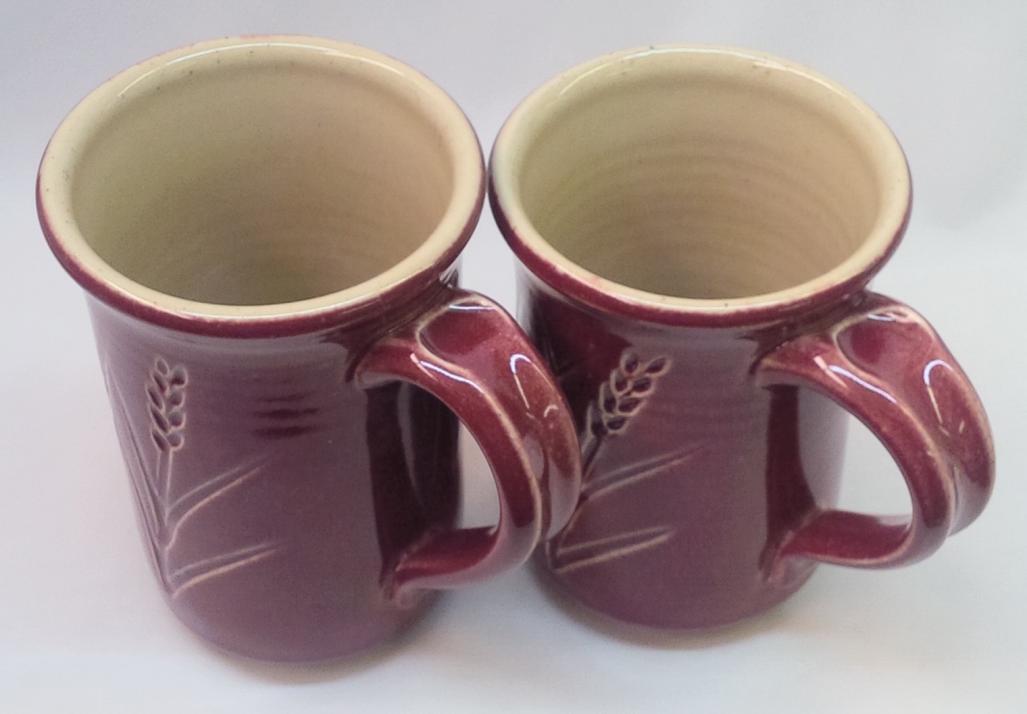 Flawless Ravenscrag Slip based glazes on a cone 6 stoneware