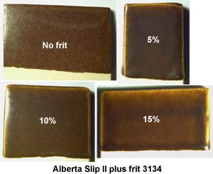 Alberta Slip as-a-glaze at cone 10R