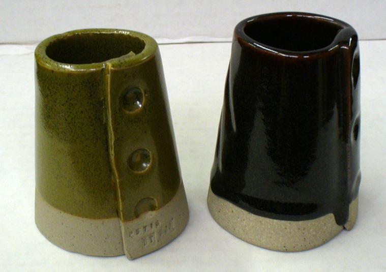GA6-A at cone 5R on Plainsman M370, M350